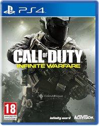 Jeux Call of duty - infinite warfare PS4