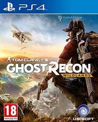 Jeux Tom clancy's ghost recon wildlands PS4