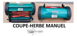 Coupe-herbes manuel