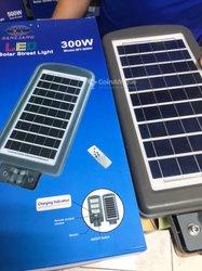 Lampes solaire avec commande