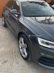 Audi Quattro 2015