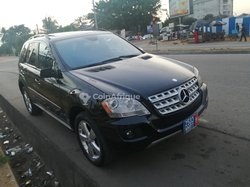 Mercedes-Benz ML 2010