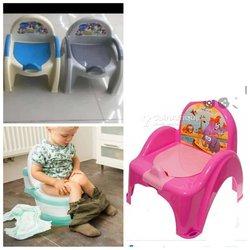 Chaise-pot