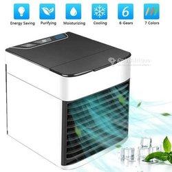 Mini refroidisseur d'air climatiseur portable et rechargeable