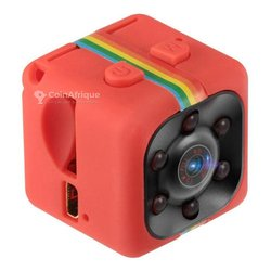 Mini caméra espion de surveillance HD discrète