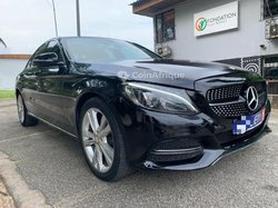 Mercedes-Benz C300-classe 2016
