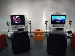 Installation salle de jeux
