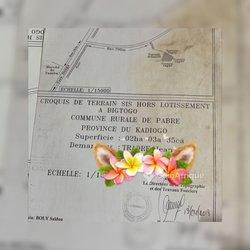 Terrain 2 hectares - Ouaga