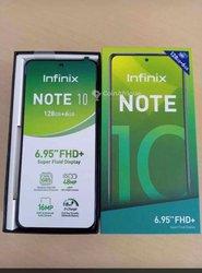 Infinix Note 10 T  - 128 go - Infinix Hot
