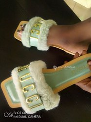 Sandales Gucci femme