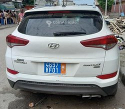 Hyundai Tucson Sport 1.6 4×4 2017