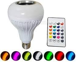 Ampoule à bleutooth