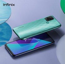 Infinix Hot 10T - 128 Go