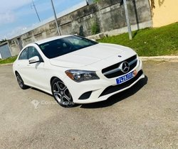 Mercedes-Benz CL-Class CLA 250 4matic 2016