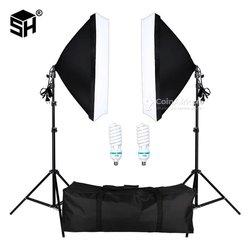 Kit softbox lumière