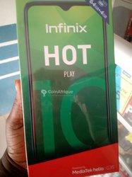 Infinix Hot 10 Play - 64 Gb