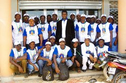 Formation  microfinance