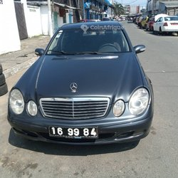 Mercedes-Classe E200 Kompressor  2004