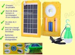 Panneau solaire multifonctions