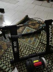 Home trainer de vélo
