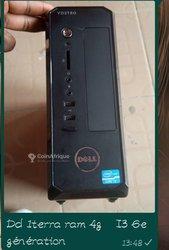Ordinateur Dell core i3