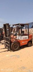 Machine Forchaett 3 tonnes