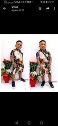 Vêtements luxe - enfants 0 à 15 ans