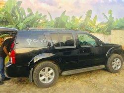 Nissan Pathfinder 2008,