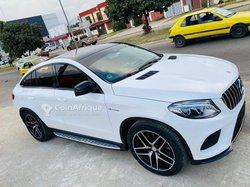 Mercedes-Benz GLE 450 Coupé 2017