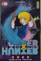 Manga Hunter x Hunter