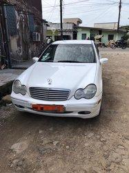 Mercedes-Benz C320 2002