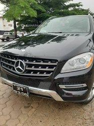 Mercedes-classe ML350  2014