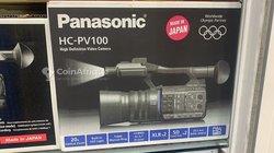 Caméra Panasonic PV100
