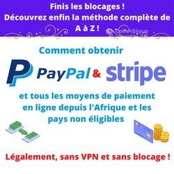 Formation PayPal - Stripe en Afrique