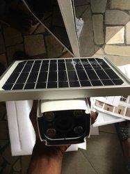 Caméras IP solaire