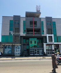 Vente immeuble R+ 4 - Cotonou sodjatimin