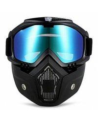 Masque de moto