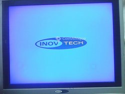 Écran Inov Tech