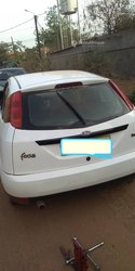 Ford Focus ST 2002