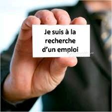 Recherche d'emploi  -
