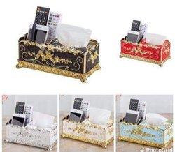 Boîte à mouchoirs en papier acrylique