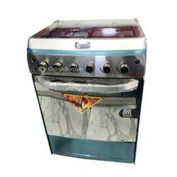 Cuisinière Astech inox 4 feux