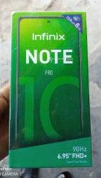 Infinix Note 10 - Tecno Camon 17 - Huawei Nova 7i