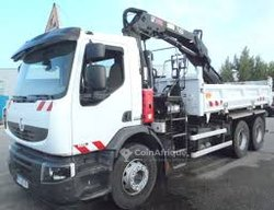 Location camion-grue
