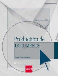 Production de documents