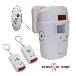 Alarmes détecteur de mouvements