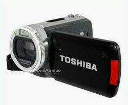 Caméscope Toshiba