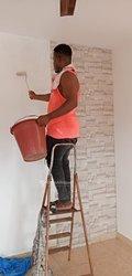 Décoration papier peint
