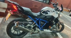 Moto Yamaha FJR 2020