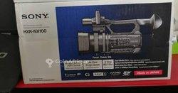 Caméra Sony hxr-nx100 - nx200 4k